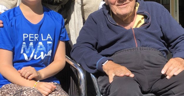 Grandfather dies of Greta while the member meets Malala in London: he Was the man most gracious I have ever met