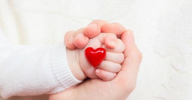 In Italy every year, 4,000 children with congenital heart disease