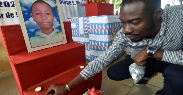 Ivory coast, the family of Laurent will be able to go to Paris to bring home the corpse of the son
