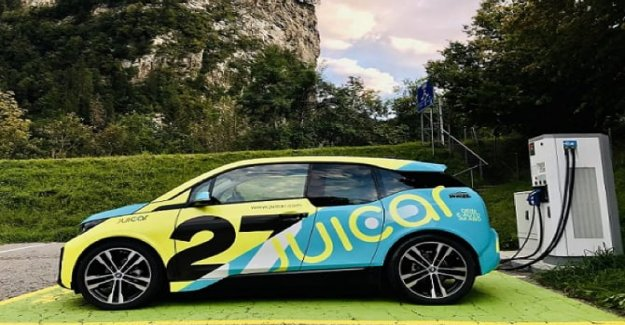 Juicar, electric mobility is for everyone