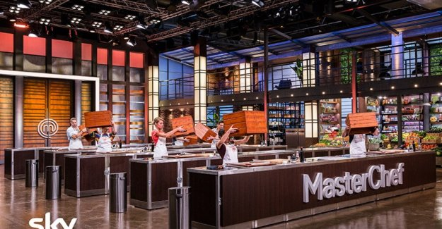 Masterchef 9, with the memory of the first recipe Nicholas won the hearts of the audience