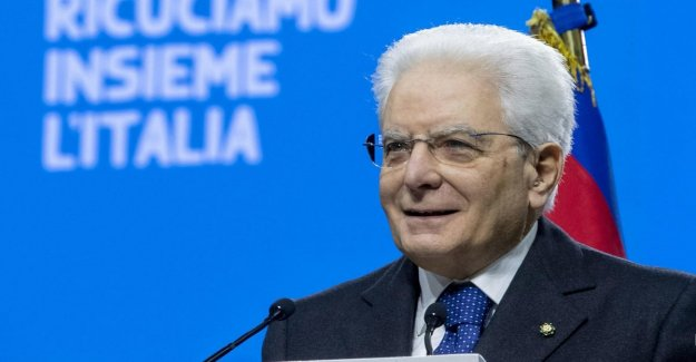 Mattarella: The sinkholes a national disaster. Holocaust the reprehensible, the problem is indifference