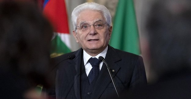 Mattarella, in Sant'anna di Stazzema: The european Union is fragile, but it is an antidote to the walls
