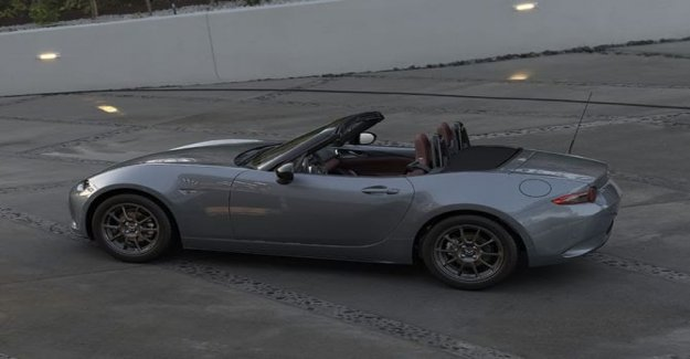Mazda MX-5, changes so the queen of the spider