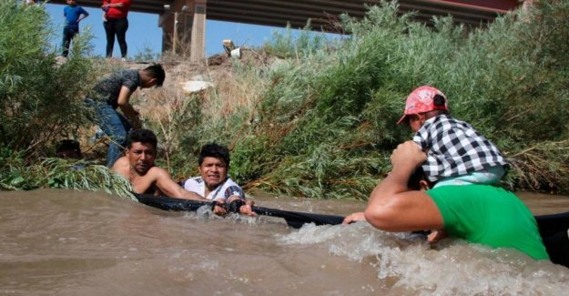 Mexico, the fateful seen T that never comes to migrants who have suffered abuse and victims of trafficking