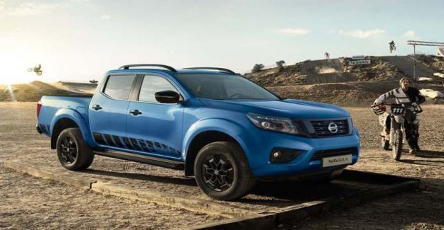 Nissan Navara N-Guard, a new look and better performance off-road