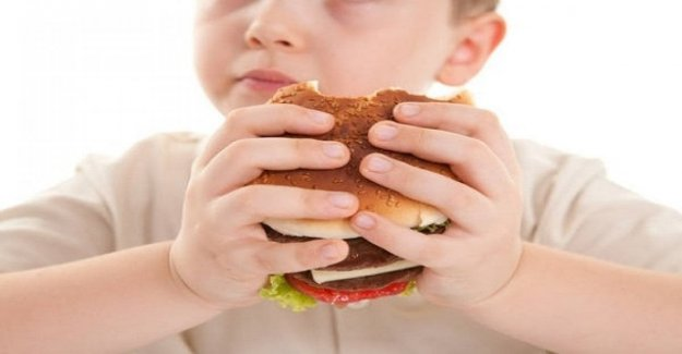 Obese children, the number has increased 11 times in 40 years