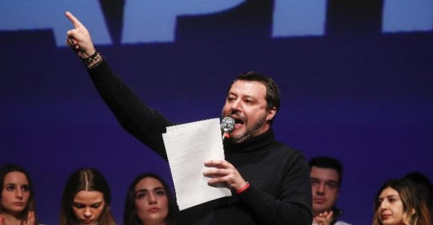 Open Arms, Salvini, defended himself: did Not touch of Italy to grant the port. The captain wanted to make sail towards the island of Lampedusa