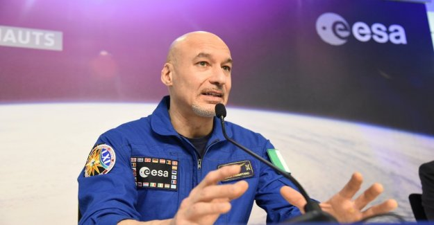 Parmitano: The space is home, the miracle of being all under the same flag
