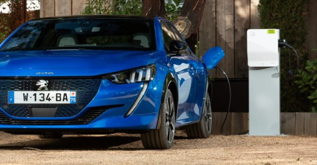 Peugeot-208 and and-2008, it is ok for new drivers
