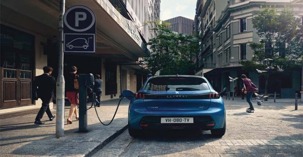 Peugeot ten reasons to choose the electric car