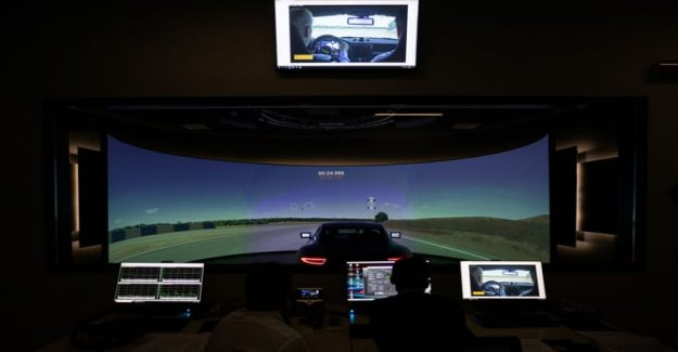 Pirelli, a new simulator for the development of the tyres