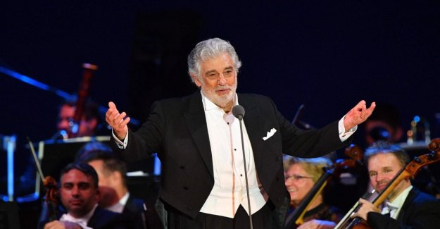 Placido Domingo fired from the national Theatre of Madrid