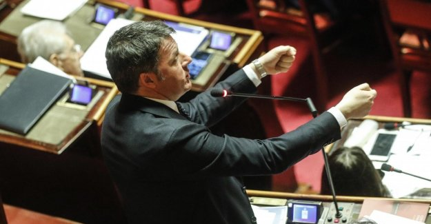 Political polls: the League down, grow Pd and Fdi. Italy Alive in the fall