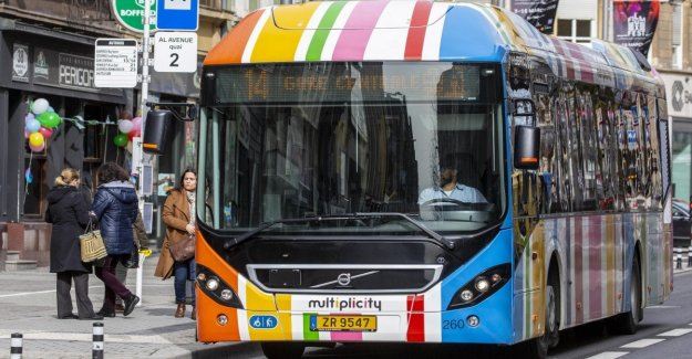 Public transport free-for-all: the revolution in Luxembourg