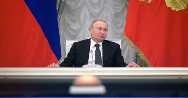 Putin reveals: There was a plan to replace me with a lookalike, but I refused