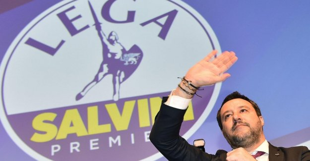 Salvini denies visit to Liverpool after that the mayor has called a fascist