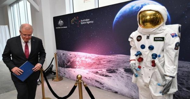 Space race, on the route to Mars there is also the Australia