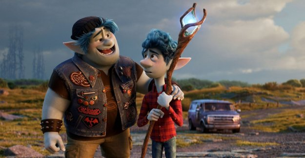 The Berlinale. 'Onward', magic, spells, and two elves in search of his father in the new movie, Disney-Pixar