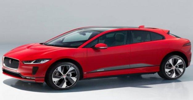 The partnership between Jaguar and the E-GAP
