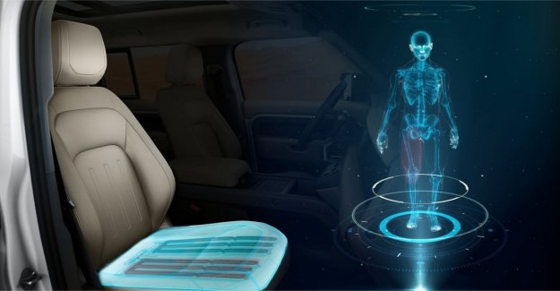 The seat makes you the massage: the last frontier of comfort in the car