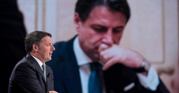 The senate, Renzi to the Earl: the Wrong split on european policy