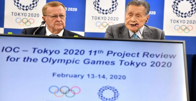The trials for the Olympics, the coronavirus scare Tokyo: The runners of the chinese to retire from the marathon