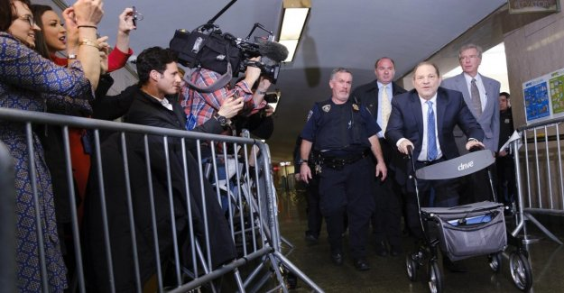 United states, Harvey Weinstein convicted: the jury has reached the verdict