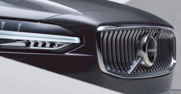 Volvo Precept, this is the future of luxury