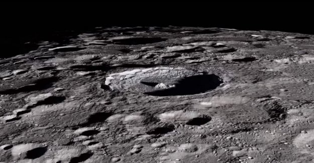 What is under the regolith: revealed the hidden face of the Moon