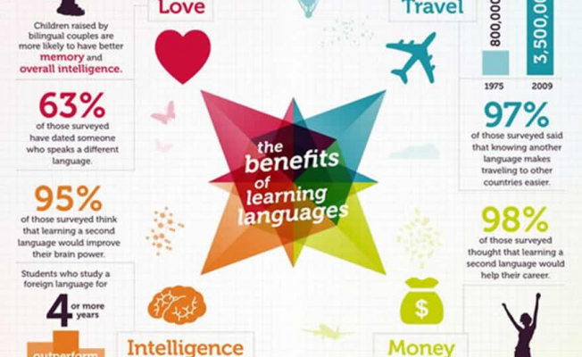 Top 100 Languages in the World – What Does it Tell Us?