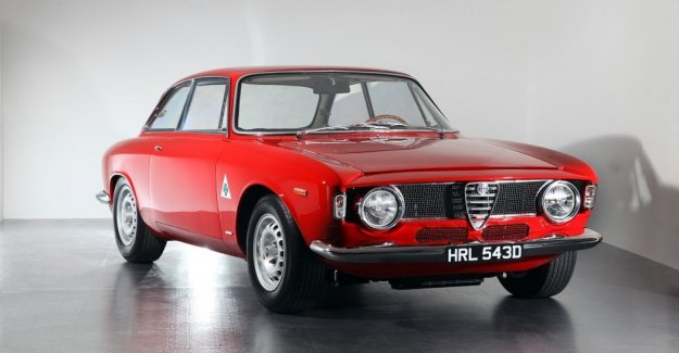 A GTA as new: the Holy Grail of Alfa Romeo is on sale at Alfaholics