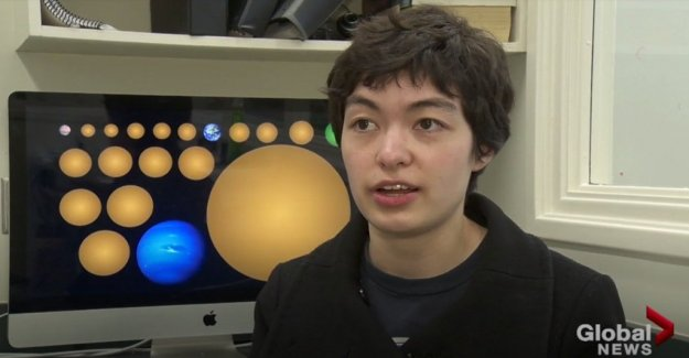 A student discovered 17 planets, one in the habitable zone