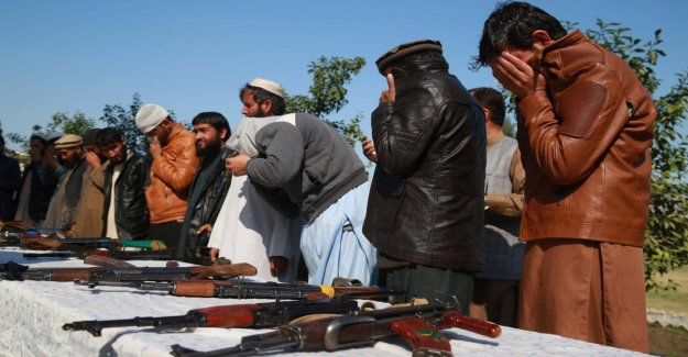 Afghanistan, no commitment to free up the Taliban