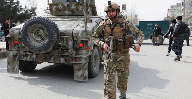 Afghanistan, the attack against the shiites