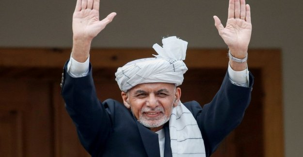 Afghanistan, twice a presidential inauguration, and the peace is more and more distant,
