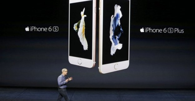 Apple agrees to pay up to us $ 500 million for the iPhone, made more lenses