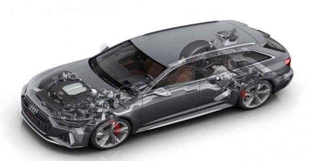 Audi, 40 years of four wheel drive