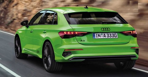 Audi A3, the revolution of Ingolstadt from below