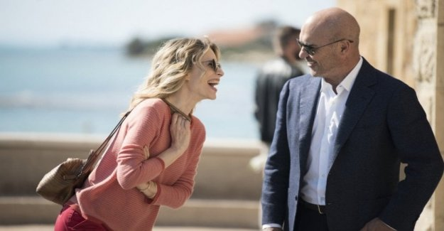 Back to Montalbano Zingaretti, for the first time director: The Commissioner has the values of our grandparents