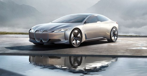 Bmw all-electric: sees the debut of the new i4