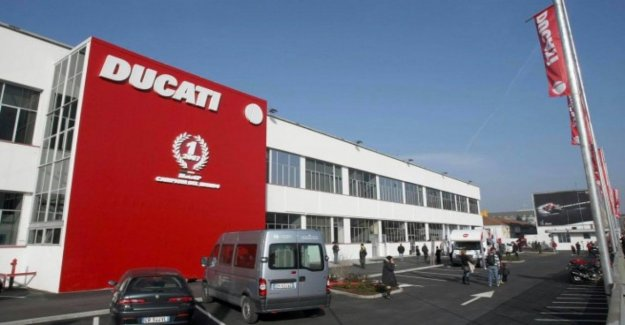 Bologna, Audi announces Ducati electric: There is a project to study