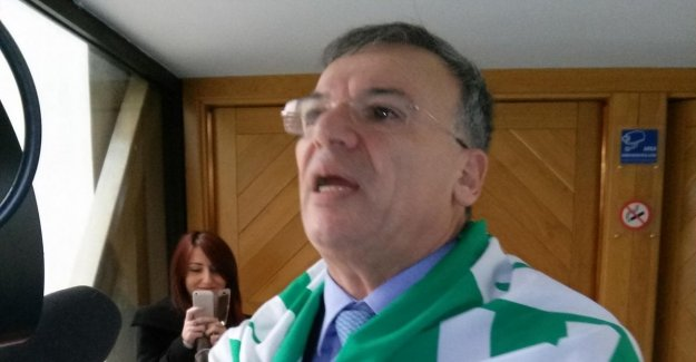 Calabria, for the anti-mafia commission was a unpresentable: the forzista Tallini elected president of the regional Council