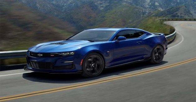 Chevrolet Camaro, the monster is back