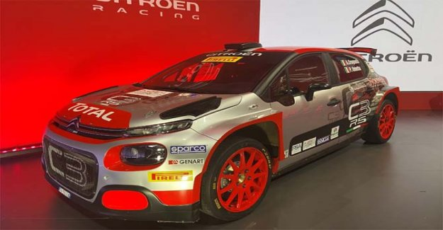 Citroën is aiming high: the assault of the Cir 2020