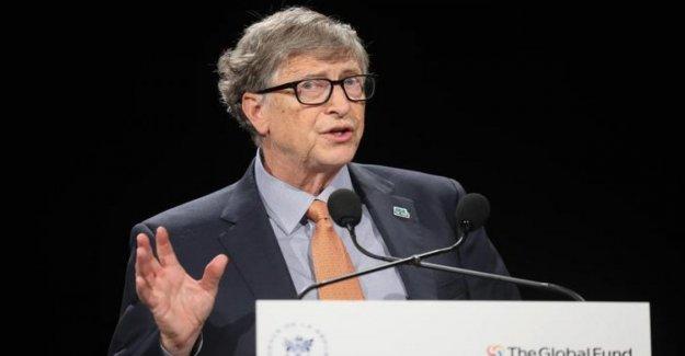 Coronavirus, Bill Gates donates test kits for do-it-yourself