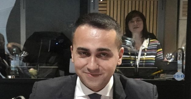 Coronavirus, Di Maio: Aid to the enterprises, with the pandemic changes everything in Europe