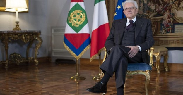 Coronavirus, Mattarella: To be born again there is the same unity of the post-war period
