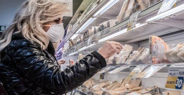 Coronavirus: Security, labels, virus-free foods? Absurd