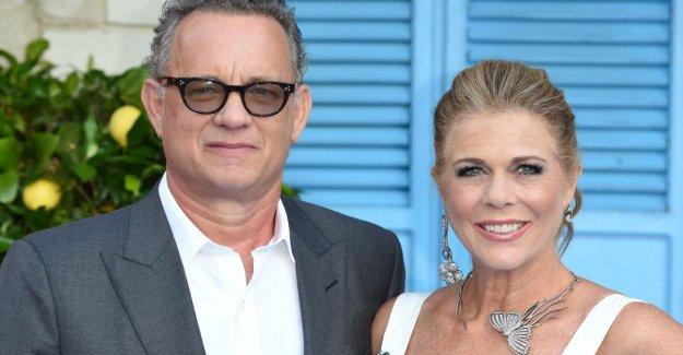 Coronavirus, Tom Hanks: I'm positive